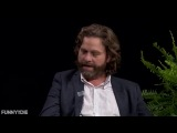 Between Two Ferns with Zach Galifianakis: Brad Pitt, Funny Or Die