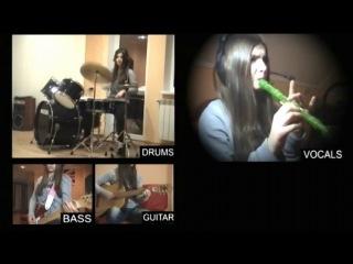 Искала - Земфира | Инструментал кавер + блок-флейта