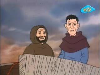Сказки Дядюшки Бобра. 10. Проделки Лиса