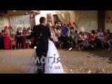 Конфеті смужки золото/срібні на весілля