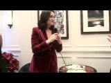 The Blacklist / Capitol File Cover Party with Megan Boone / 360