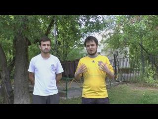 Maddyson Ice Bucket Challenge to Khovan and BabDrive