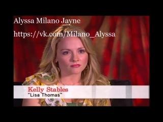 Alyssa Milano Romantically Challenged