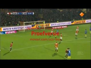 Go Ahead Eagles 0-2 sc Cambuur Leeuwarden 73' Rusnak