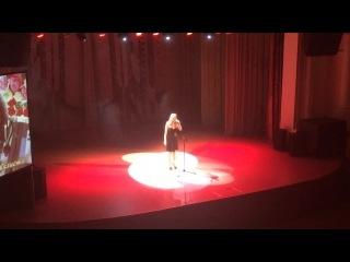 Ангелина Шамсутова - Start over (Beyonce cover)
