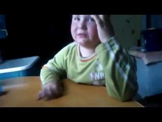 Рассейский мальчик Алеша Ступин учит стих