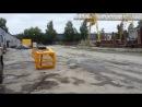 уборочная щетка с подачей воды Jcb 4CX трактор эксковатор погрузчик