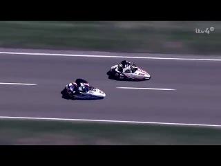 Мото гонка серии ТТ