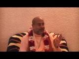 С Духовного Мира души не падают,это апарадха и рождает сахаджию-осторожно!!!