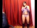Desi Webcam Girl Stripping and Dancing