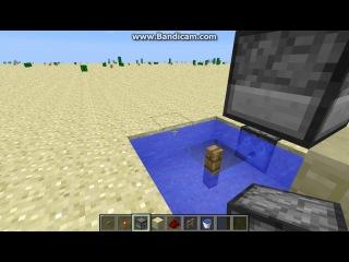 Minecraft 1 6 2 Механизмы ловушки и баги Часть 18 Пушка Вулкан