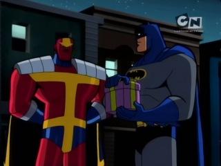 Batman Neinfricat Si Cutezator Episodul 04 Invazia Mosului Secret