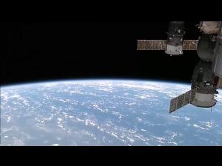 Земля из космоса вид с МКС (под музыку Dj Маслободжик - Relax Melody).