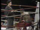 Dennis Alexio vs Jeff Hollins