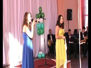 Виктория Прокофьева и Анна Чернова - Ромашковые поля