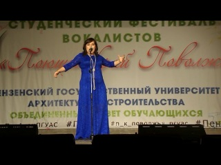 Валентина Строганова-Выходная ария Сильвы
