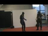 Дефиле №32 Valeriya DarkEif, Lisnik (Москва,Тверь)   Batman Arkham City -  Женщина кошка, бандит Джокера