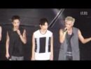 140712 intro talk @ The Lost Planet concert in Taipei Day2