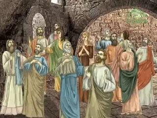 Мульткалендарь 4 августа: Равноапостольная Мария Магдалина