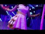 140524 AKB48 SHOW! - Kurokawa Hazuki, Kato Yuuka, Muro Kanako, Yabushita Shu - Nageki no Figure