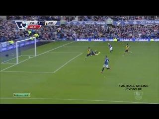 Евертон - Арсенал - 2:2