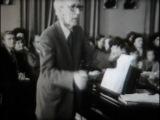 Уроки музыки Д. Б. Кабалевского. Заключительный урок-концерт в 7-ом классе.