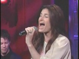 Idina Menzel - I Stand (on Regis and Kelly)