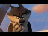 Пингвины Мадагаскара - Официальный трейлер на английском языке