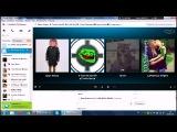 Сеструха Святого Demona флиртует в скайпе :D