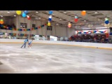 Олимпийские чемпионы по парному фигурному катанию ,Олимпиада 2006 г. в Турине : Татьяна Тотьмянина и Максим Маринин