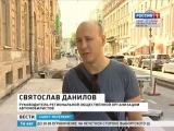 В Петербурге откроют первую автоматическую платную парковку