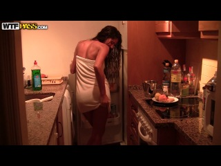Agnessa & Juan - Season1, Episode 4: Steamy Bathroom Sex And Explosive Girlfriend Orgasm (2014) HD