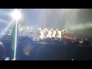 [Фанкам] 140830 2РМ & GOT7 - Game Over (Chansung Focus) | JYP Nation in Hongkong