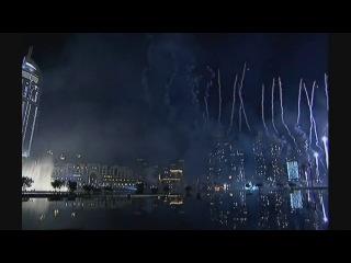Дубай сегодня 4. Магия света. Time-lapse. Dubai Today 4. Magic of light.