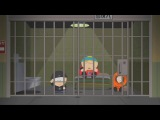 Южный Парк. Картман в японской тюрьме.