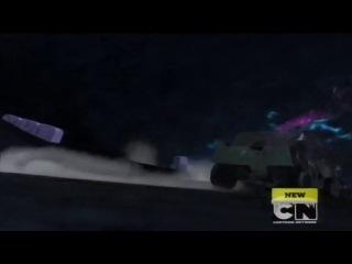 Transformers Prime Episodul 02 - Fortele Intunericului Partea 2