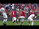 Манчестер Юнайтед 4:0 КПР   Английская Премьер Лига 2014/15   04-й тур