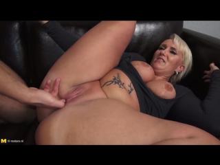 Mature.nl: Kitty Wilder - Big Sexy Blonde  (mature, MILF, BBW, мамки - порно со зрелыми женщинами)