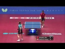 ZEN NOH 2014 WTTTC Highlights: Zhang Jike Vs Robert Gardos