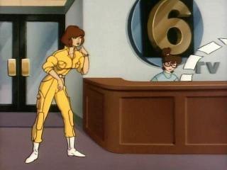 Черепашки Мутанты Ниндзя (1987). Сезон 3, серия 37. Черепашки против Терминатора Черепашек (The Turtle Terminator)