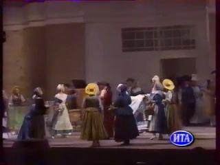 Новости на ОРТ от 28 02 1995 с репортажем о Премьере в Большом театре (Моцарт
