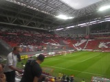 Болельщики ЦСКА исполняют песню Максим