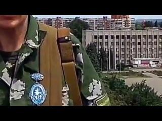 ДНР Маргарита Зайдлер на 'Голос Республики' 22 07 2014
