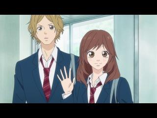 [AniDUB] Ao Haru Ride | Дорога Юности |  Эпизод 3 | Озвучивание: BalFor & Trina_D