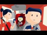 Ребенок в салоне!  Советы для счастливого путешествия.4