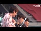 FANCAM | 140823 | Preparing (Jaehyo focus) | Famine Sharing Concert