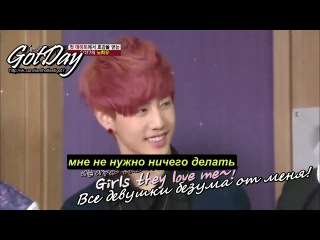 I★GOT7 Ep 3 Special Video (рус. саб.)