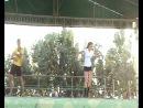 Танцы со звёздами, 4 отряд, 2 смена 2014 г.