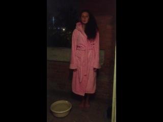 ALS Ice Bucket Challenge Arina Manukyan