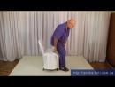Дмитрий Салай.Универсальные упражнения.Упражнения для спины. Укрепление поясницы.Растяжка.Видео предоставлено сайтом toch